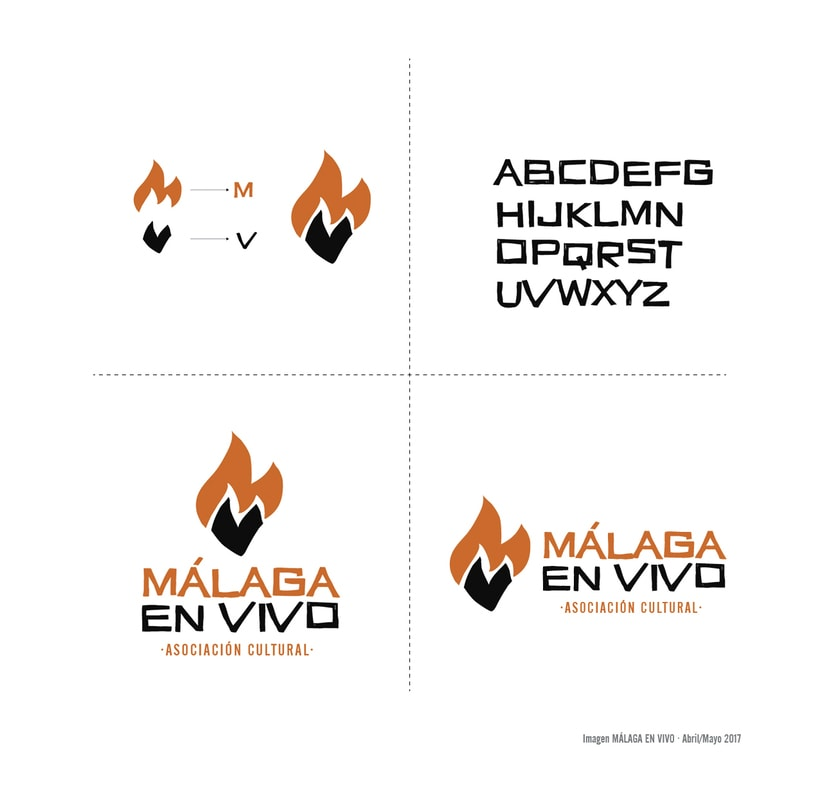 MÁLAGA EN VIVO · IMAGEN CORPORATIVA 0