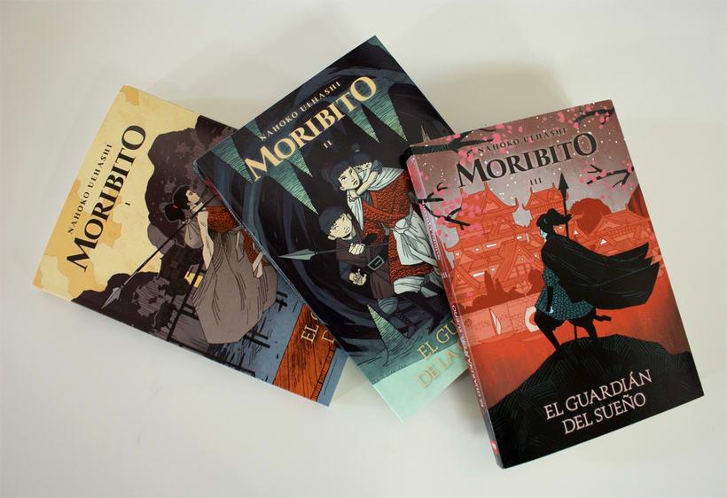 Moribito, de Nahoko Uehashi 1