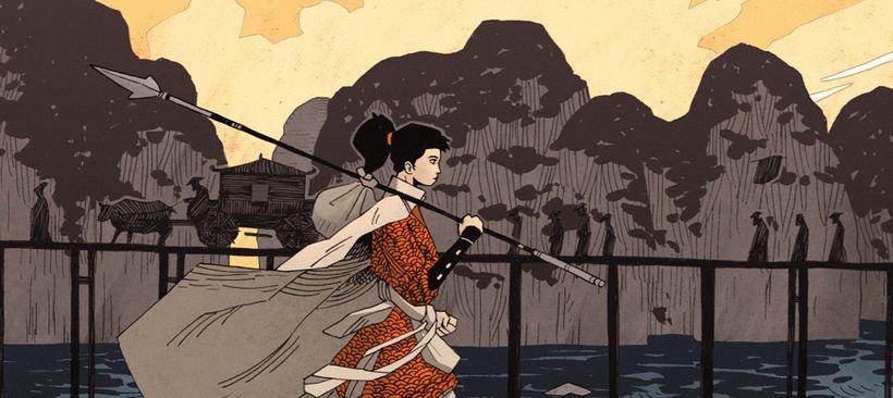 Moribito, de Nahoko Uehashi 5