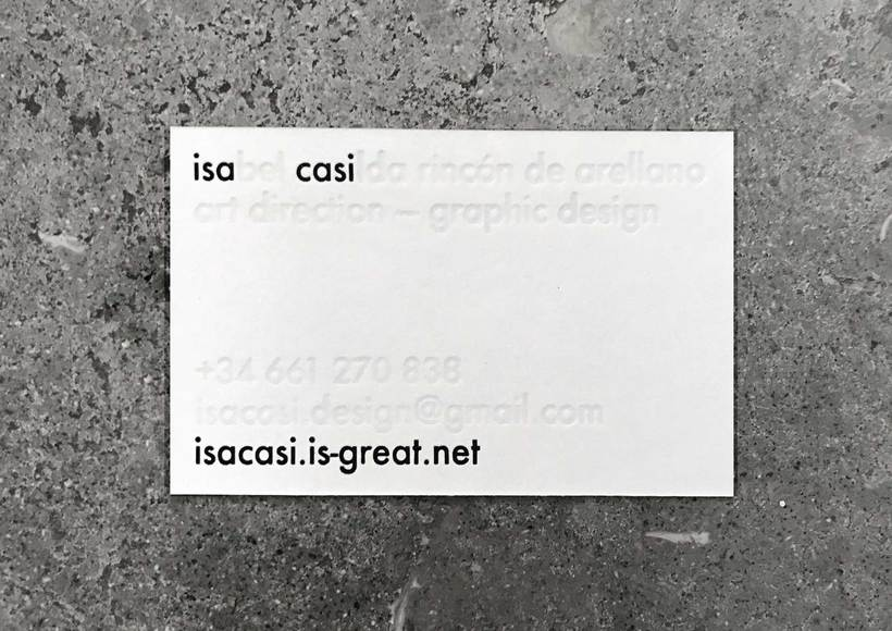 isacasi design studio 1