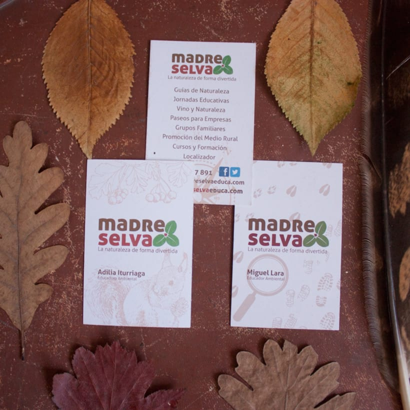 Madreselva Educación Ambiental 0
