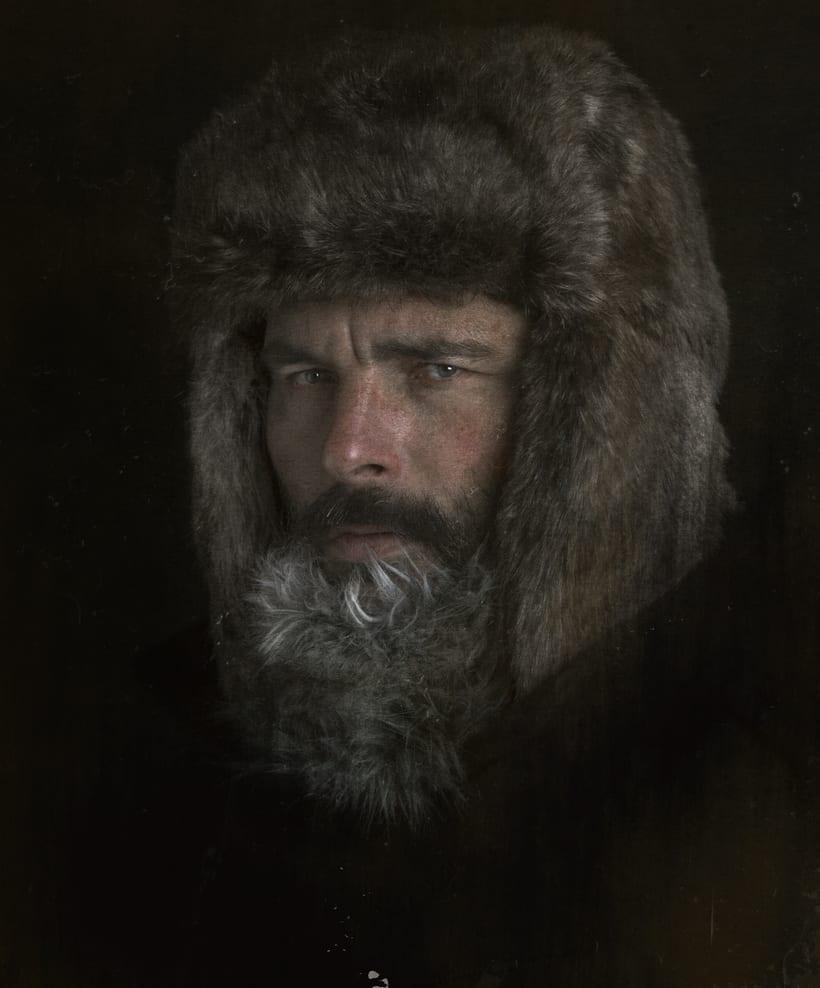 Mi Proyecto del curso: Self-portrait. -1