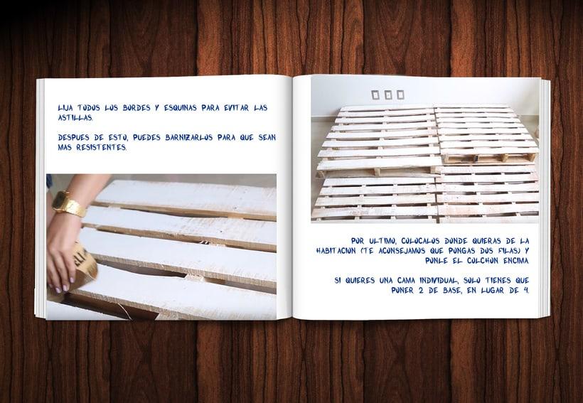 Diseño revista LOWE HOME 13