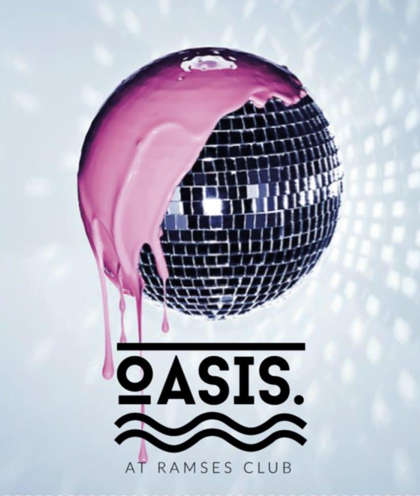Logo OASIS y contenidos SOCIAL MEDIA 0