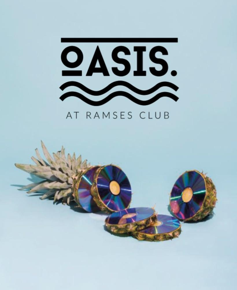 Logo OASIS y contenidos SOCIAL MEDIA 1