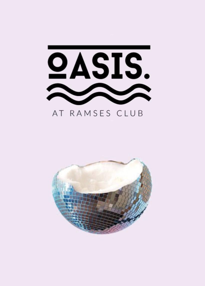 Logo OASIS y contenidos SOCIAL MEDIA 2