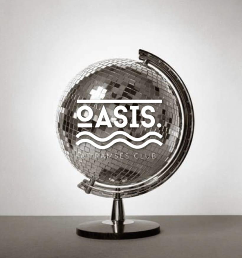Logo OASIS y contenidos SOCIAL MEDIA 3
