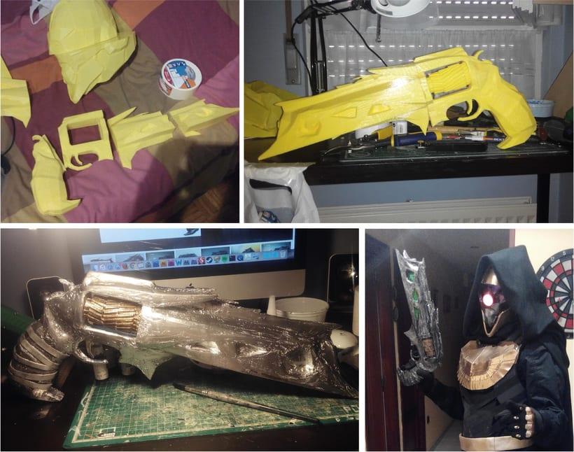 Cazador de Destiny | Cosplay 24