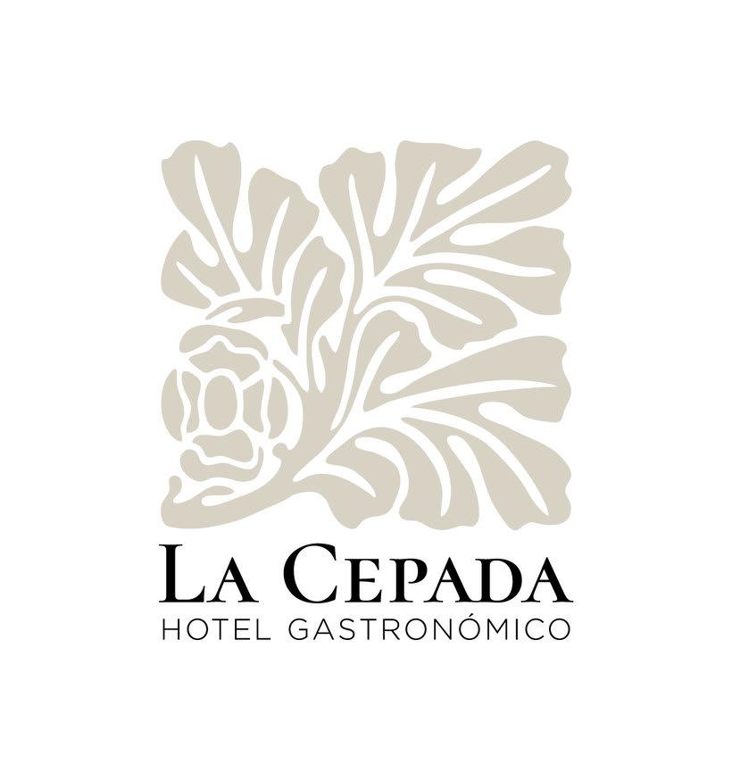 HOTEL LA CEPADA | Identidad y papelería -1