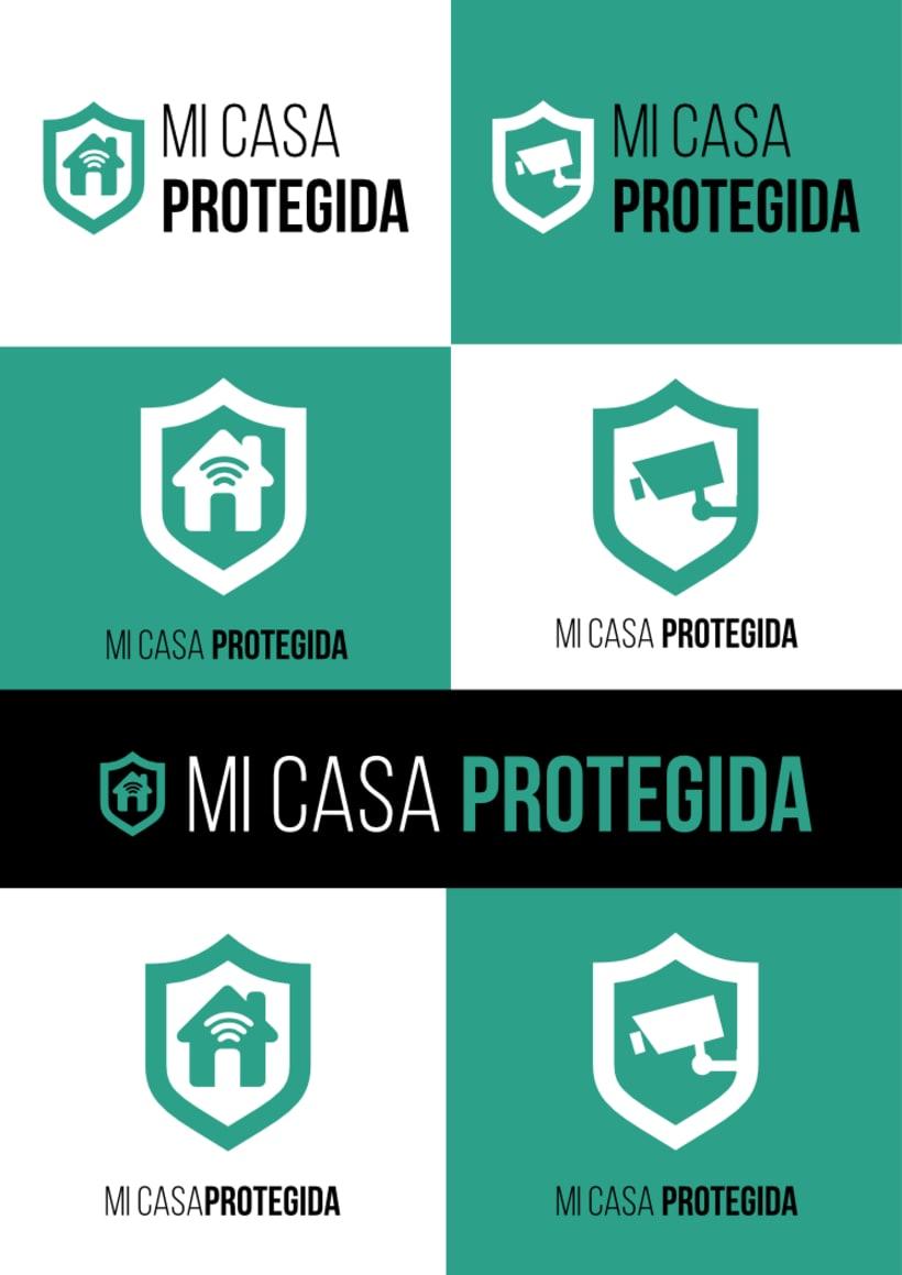 Diseño Gráfico para micasaprotegida.com -1