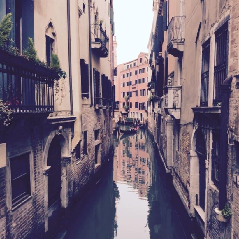 Venecia, realmente una ciudad que enamora 1
