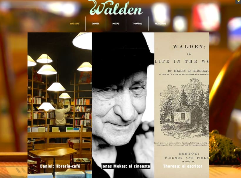 Cortometraje Documental - WALDEN; Un diálogo generacional  0