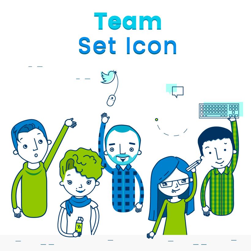 Team set icon 0
