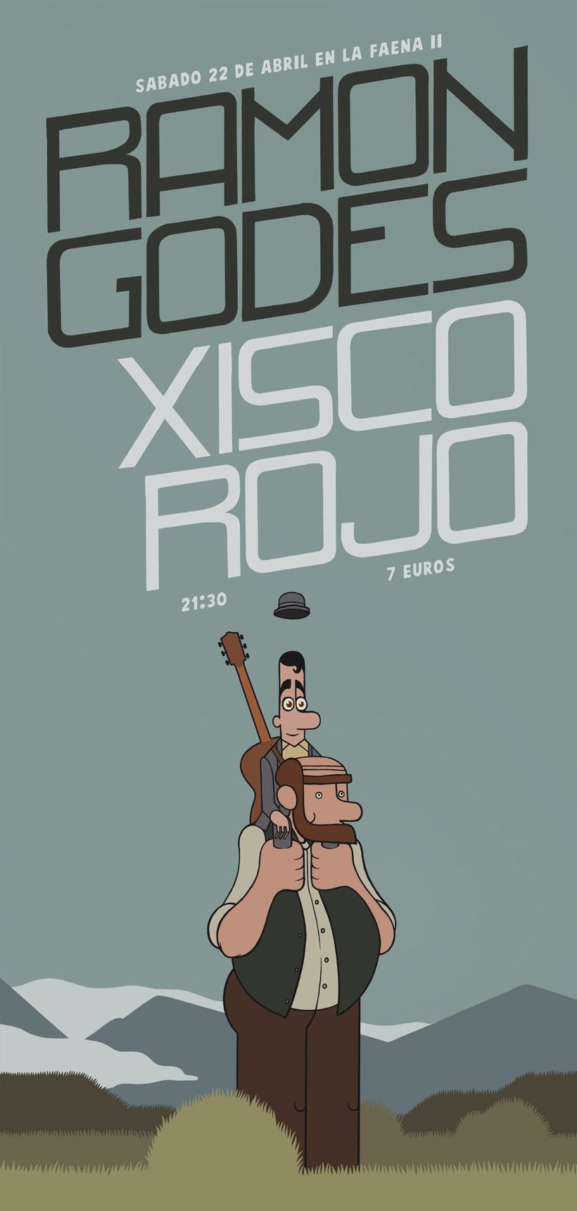 Ramon Godes + Xisco Rojo -1