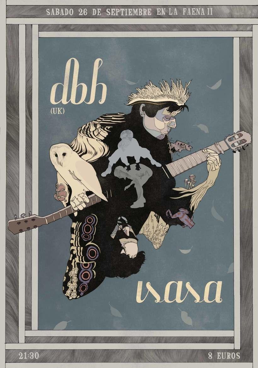 Dbh + Isasa -1