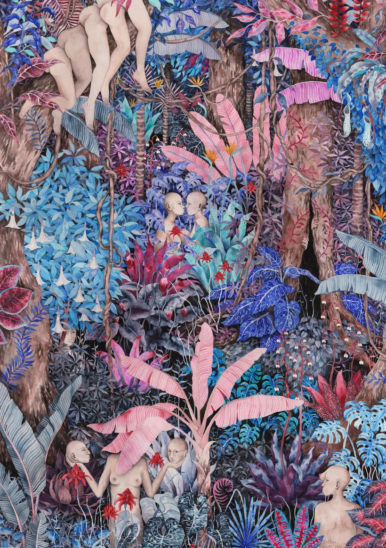 El surrealismo pictórico de Esther Sarto 1