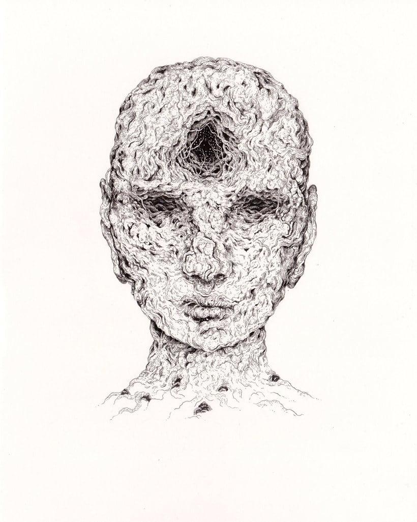 El surrealismo pictórico de Esther Sarto 9