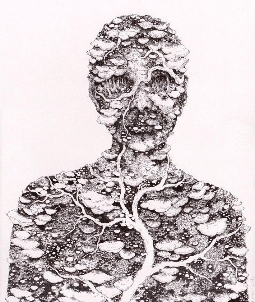 El surrealismo pictórico de Esther Sarto 14
