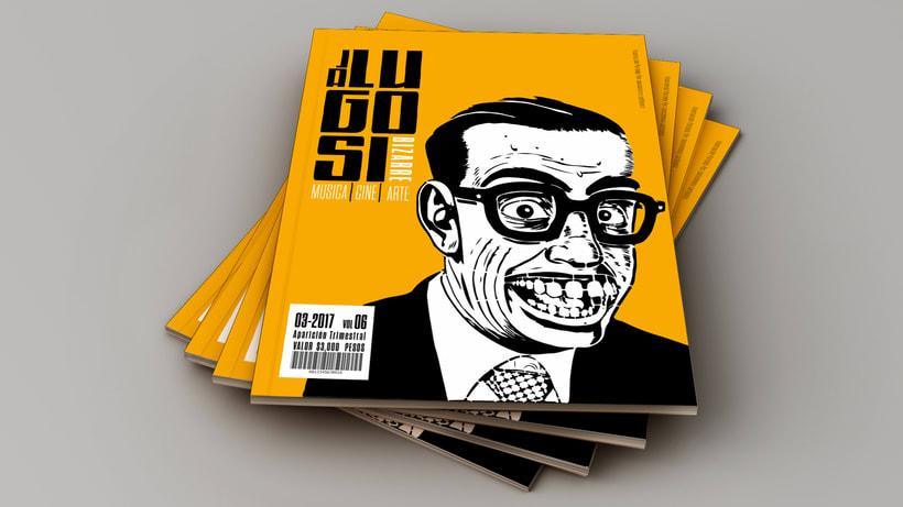 Revista Bizarre 0