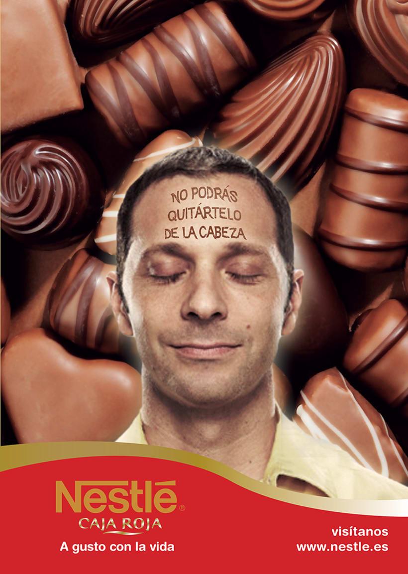 Carteles Nestlé 0