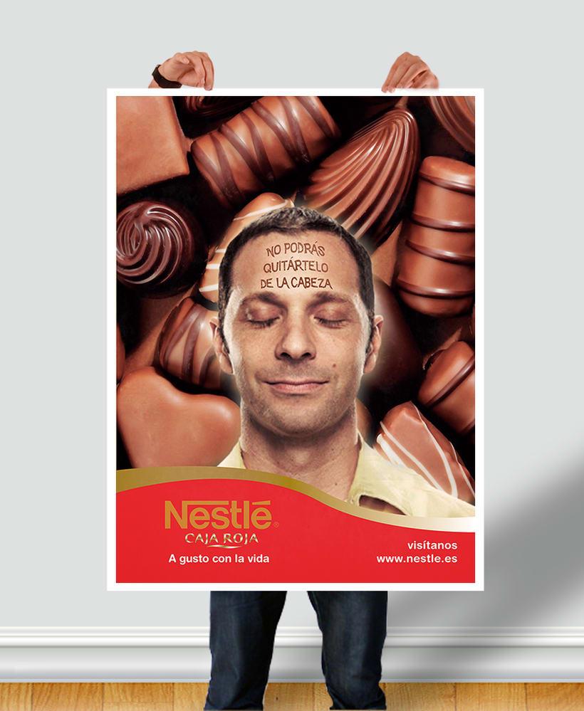 Carteles Nestlé 2