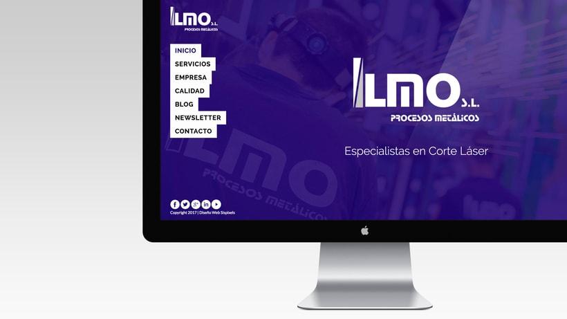 Industrias Ilmo - Diseño Web -1