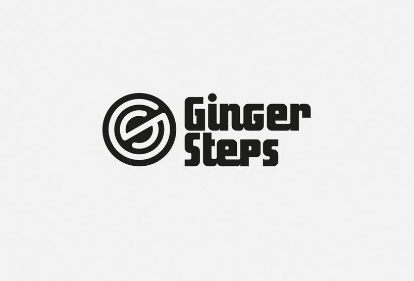 Ginger Steps | Branding 1