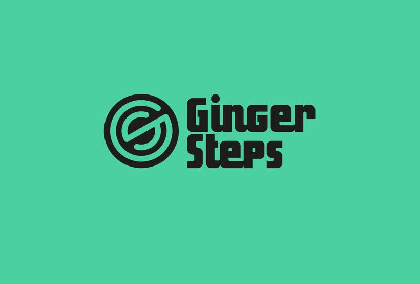 Ginger Steps | Branding 5