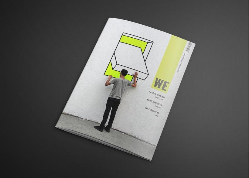 Revista We -1