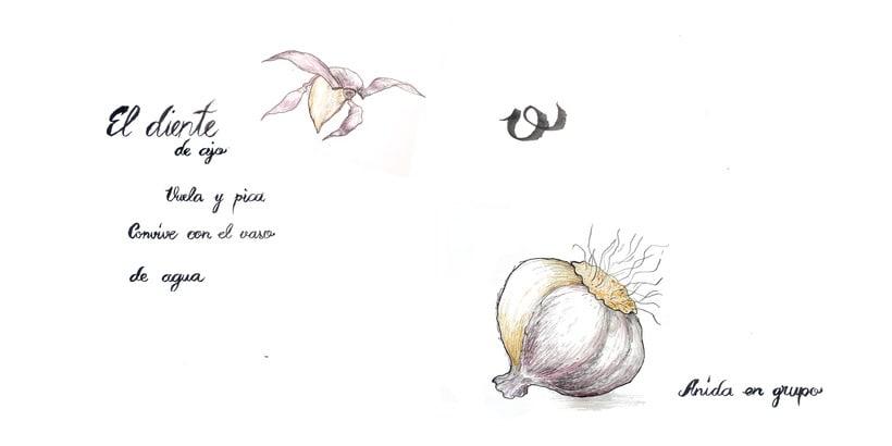 Bestiario fitometamórfico ilustrado del Dr.Chumb -1