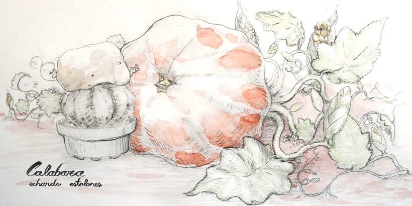 Bestiario fitometamórfico ilustrado del Dr.Chumb 1