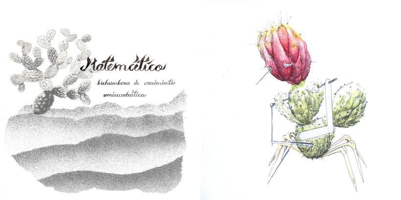 Bestiario fitometamórfico ilustrado del Dr.Chumb 3