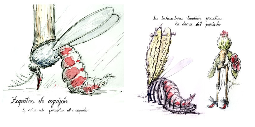 Bestiario fitometamórfico ilustrado del Dr.Chumb 5