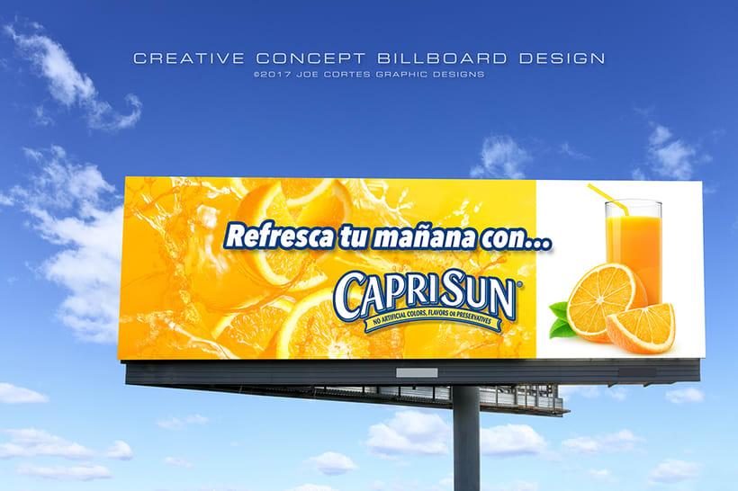 Billboard Concept Designs for Plaza Provision -1