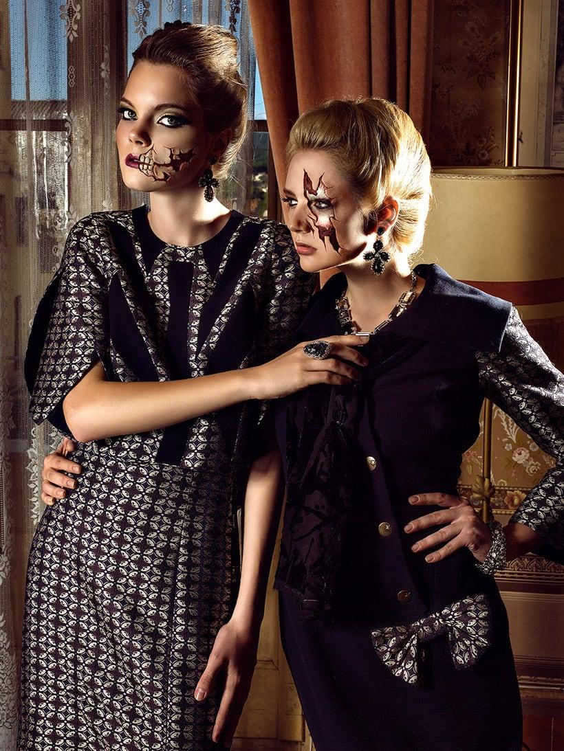 Dark Beauty Magazine 2