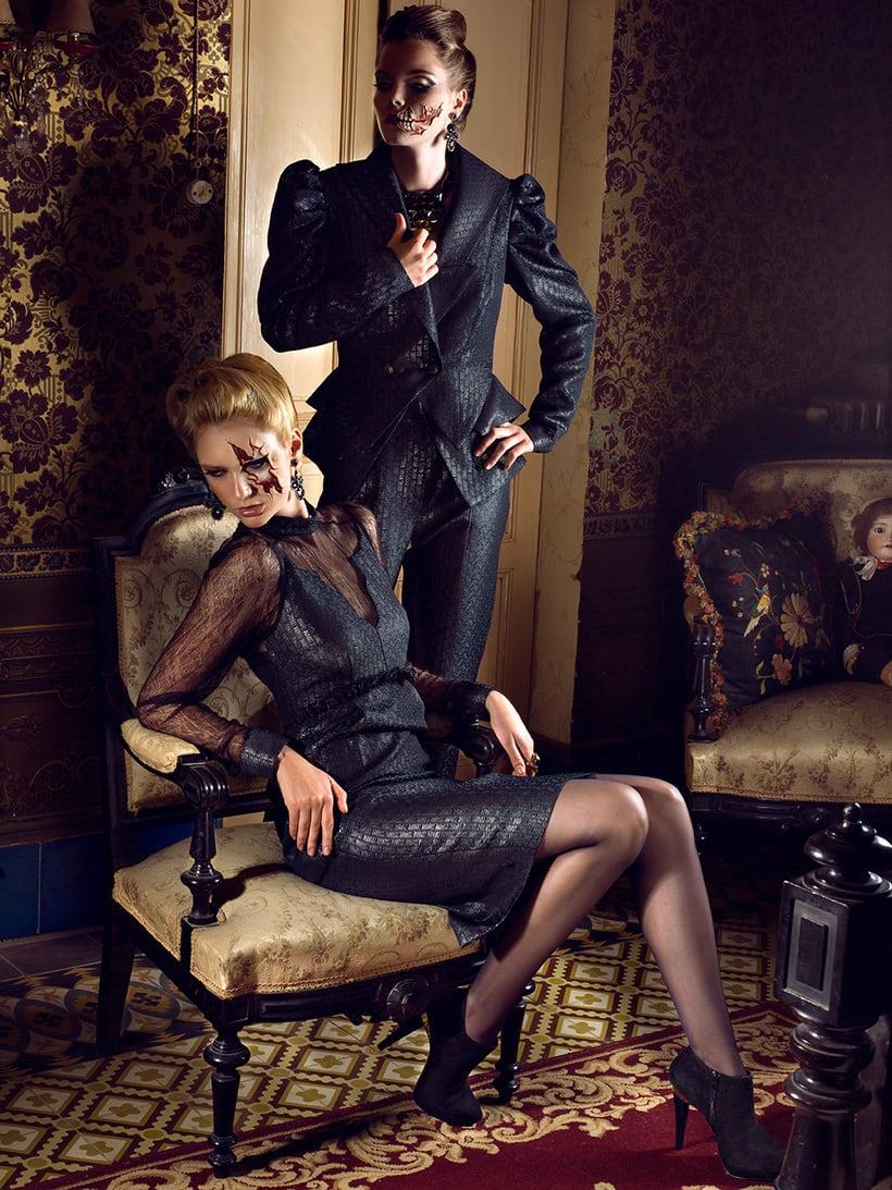 Dark Beauty Magazine 4