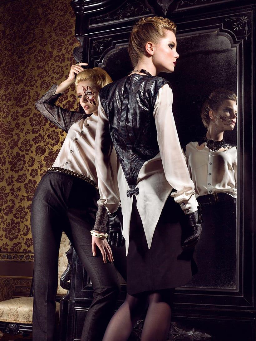 Dark Beauty Magazine 6