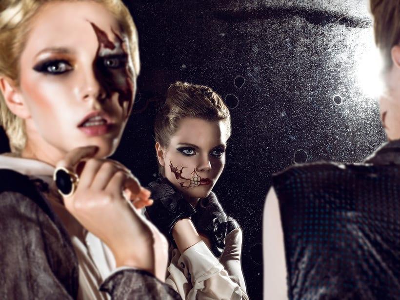 Dark Beauty Magazine 8