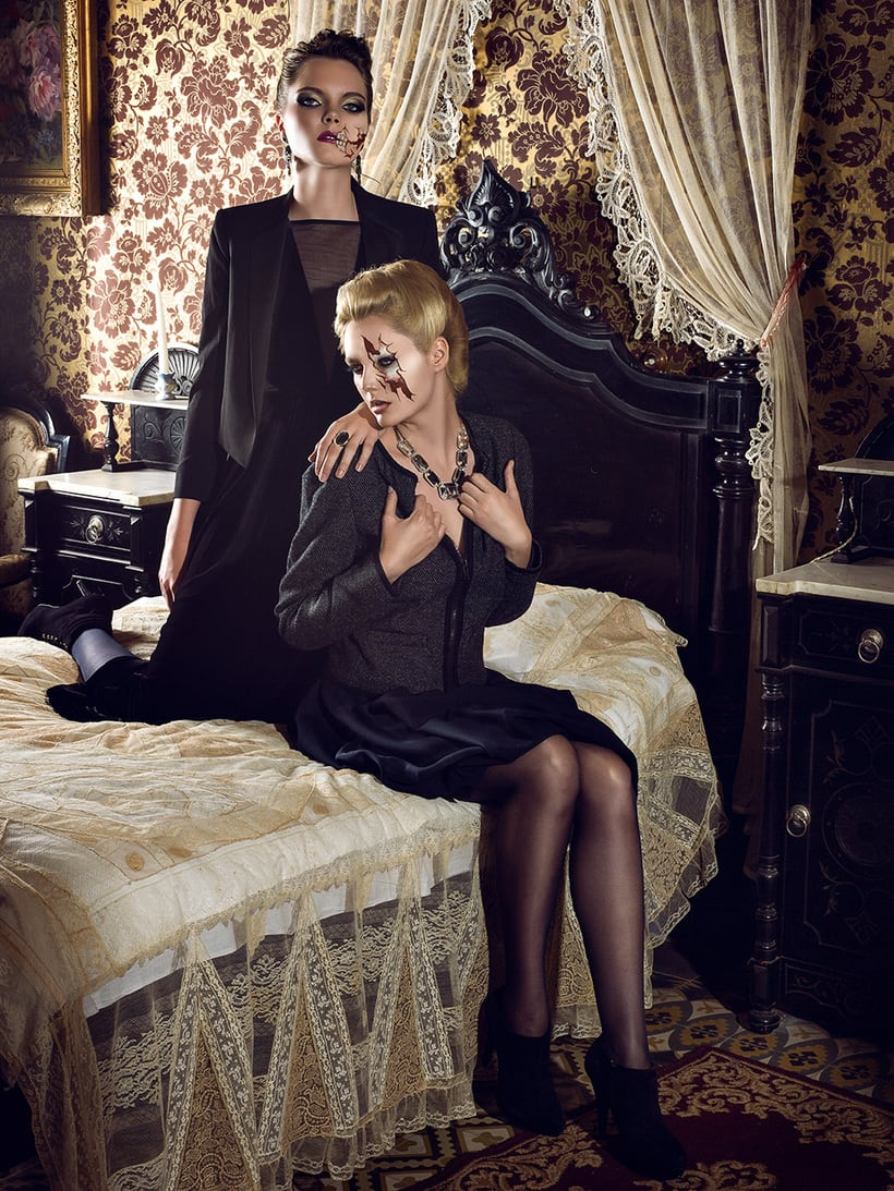 Dark Beauty Magazine 9