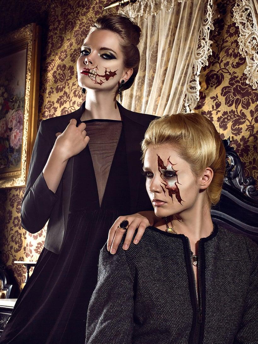 Dark Beauty Magazine 10