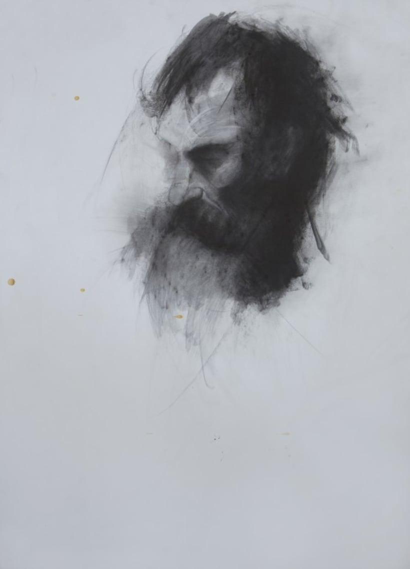 Fading portraits 1 3