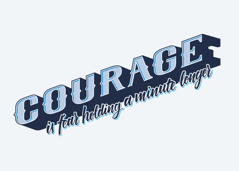 Courage  -1