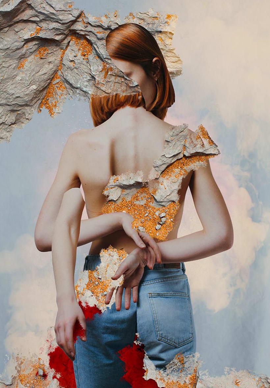 El delicioso collage analógico y surrealista de Rocío Montoya 12