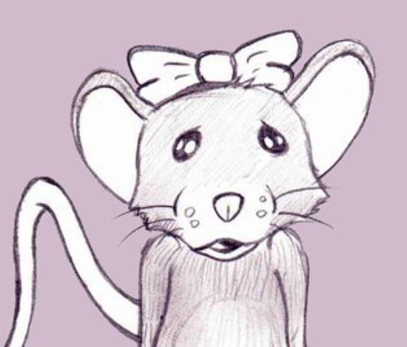 La Ratita que abandonó su lacito 0