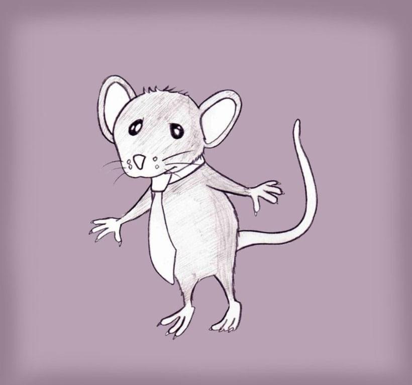 La Ratita que abandonó su lacito 3