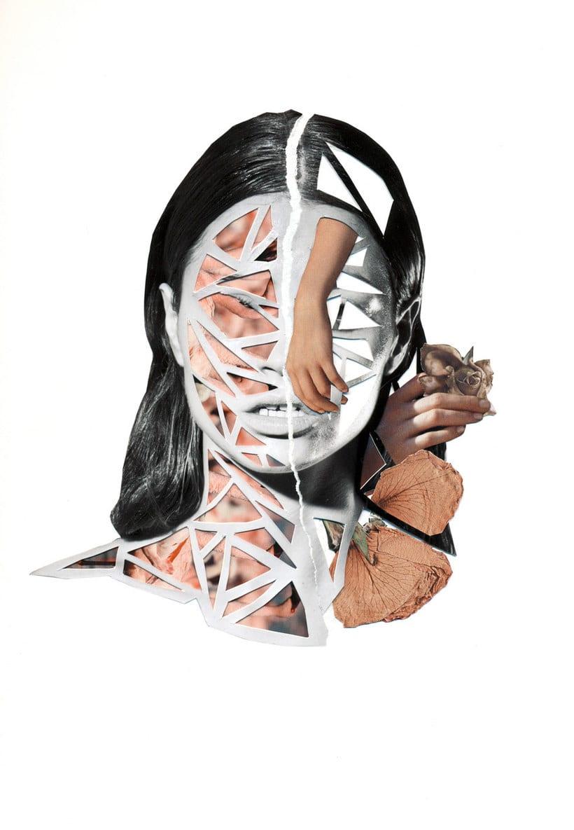 El delicioso collage analógico y surrealista de Rocío Montoya 22
