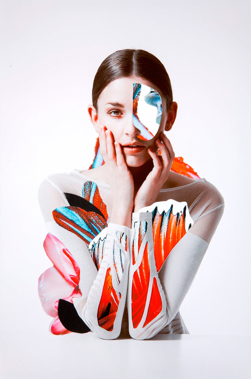 El delicioso collage analógico y surrealista de Rocío Montoya 24