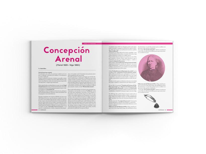 Revista Enredadas. (mujeres en Red) Marzo 2016 4
