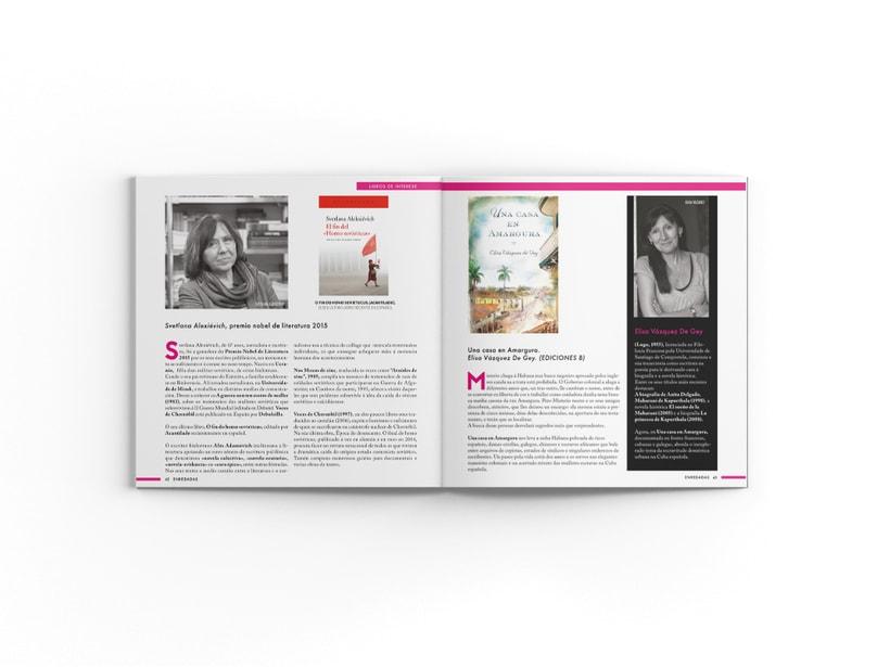 Revista Enredadas. (mujeres en Red) Marzo 2016 6