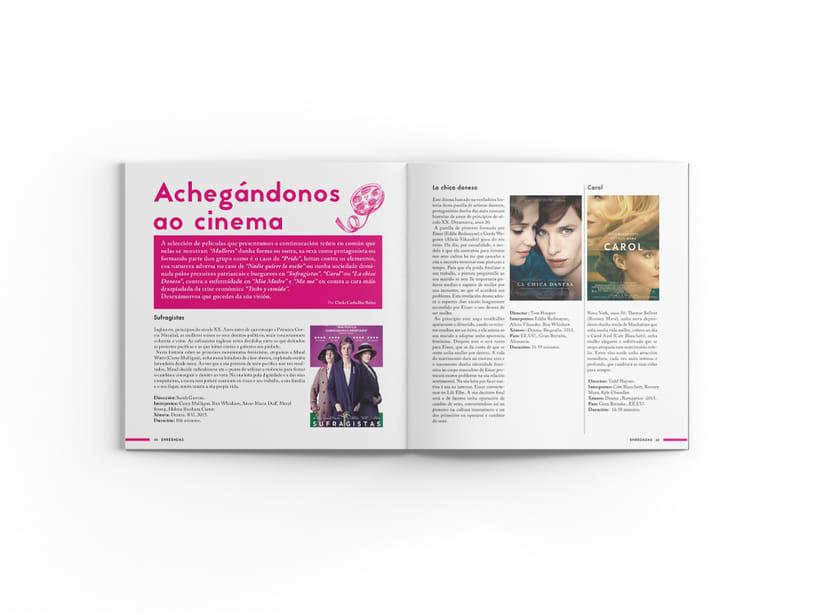 Revista Enredadas. (mujeres en Red) Marzo 2016 7